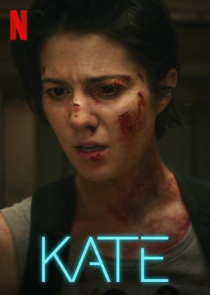 Kate on Netflix